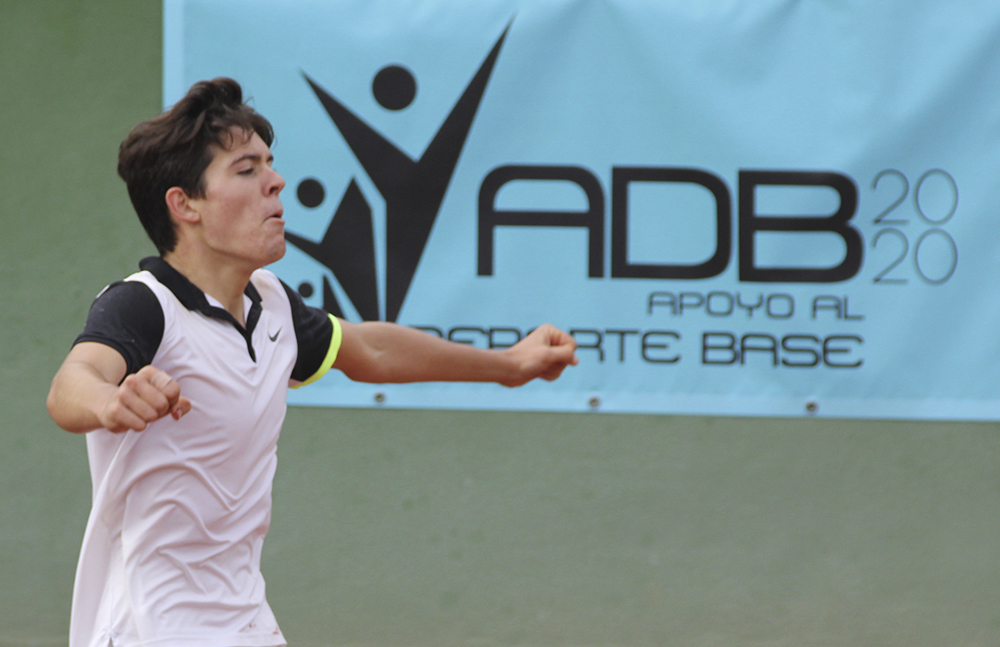Mutua Madrid Open Sub 16