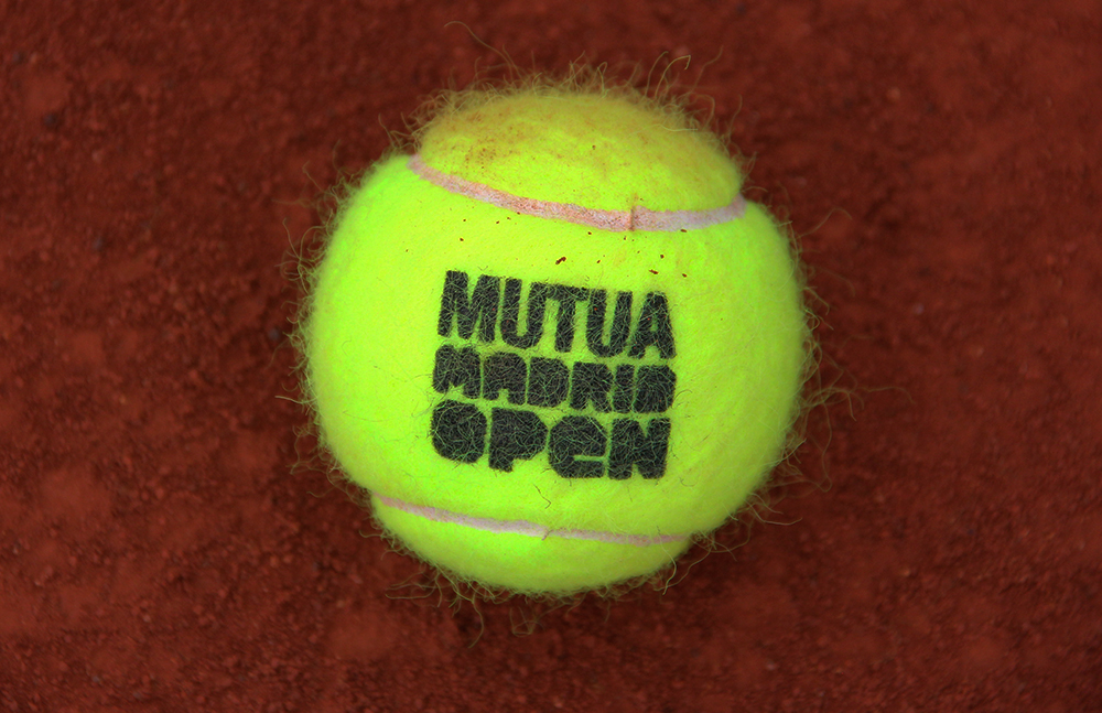 pelota Mutua Madrid Open