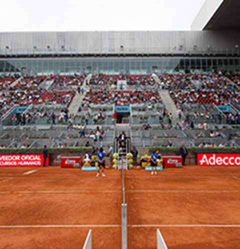 Organizador Mutua Madrid Open