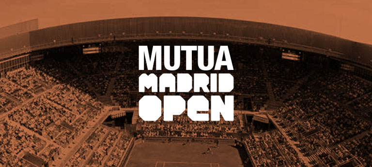 Mutua Madrid Open Tennis 2019