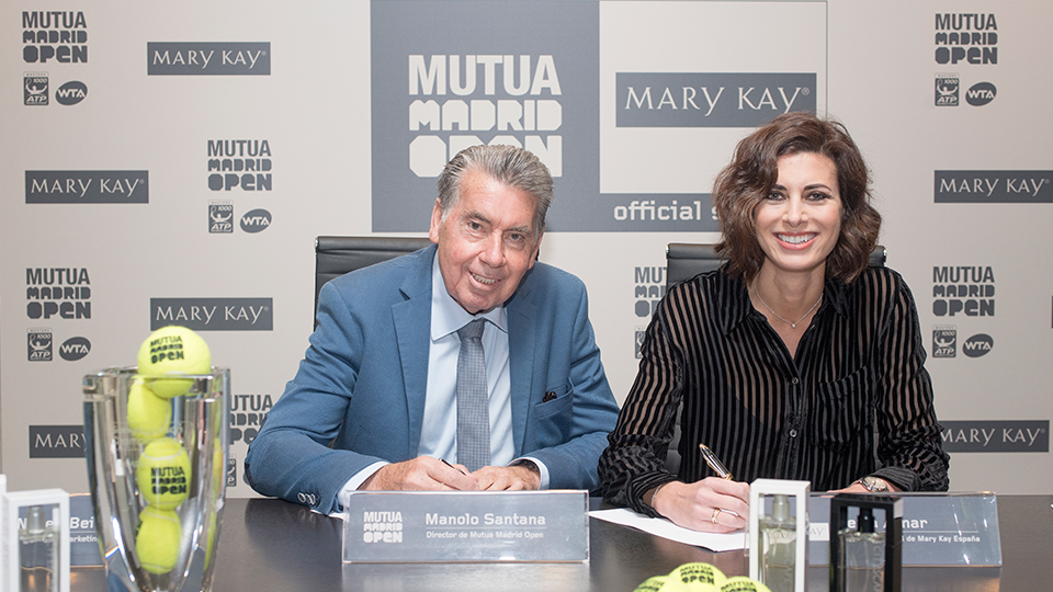 Mary May volverá a estar en el  Mutua Madrid Open
