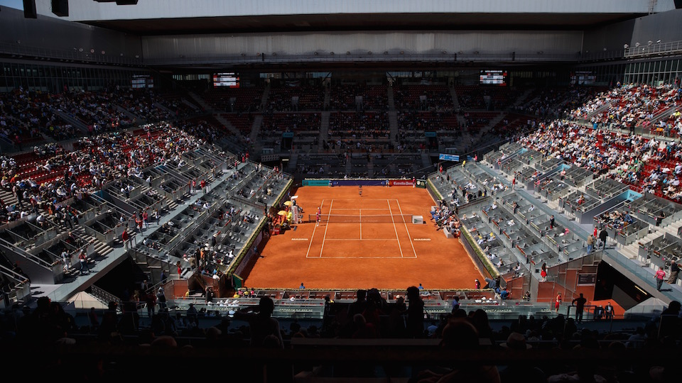 Analysis of the WTA main draw at the Mutua Madrid Open ...