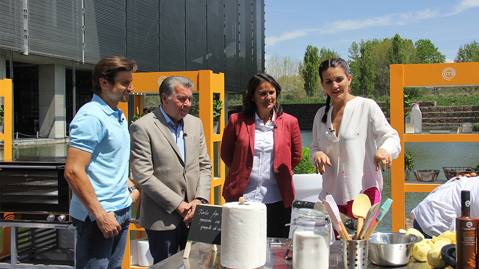 MasterChef en el Mutua Madrid Open