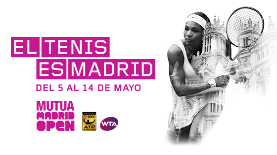 Se presenta el Mutua Madrid Open 2017