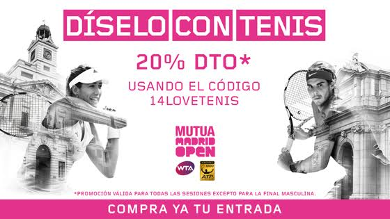 SAN VALENTIN MUTUA MADRID OPEN