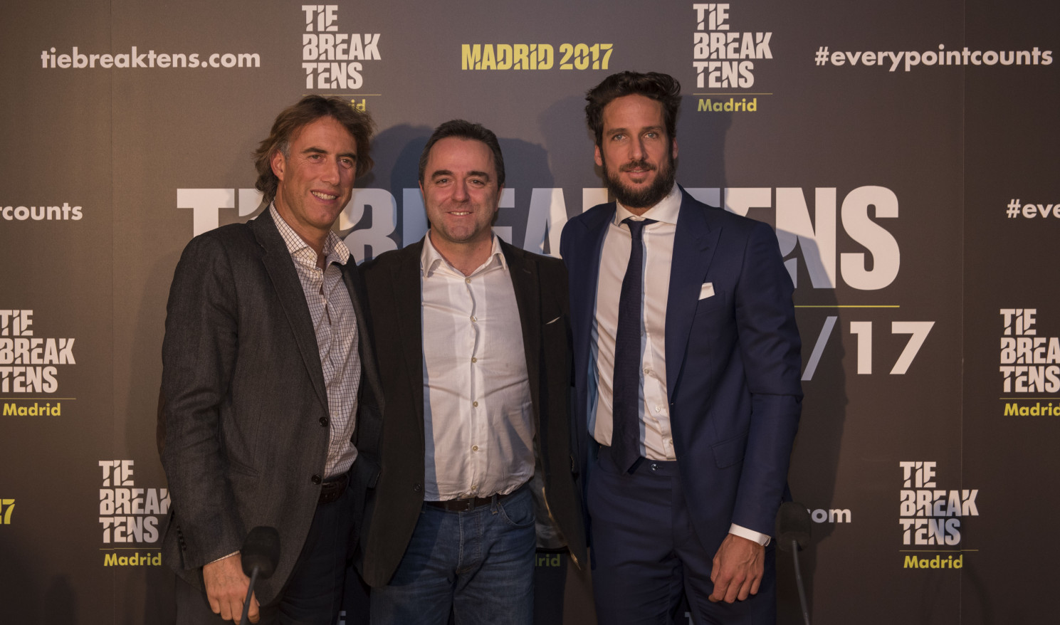 Tie Break Tens Madrid