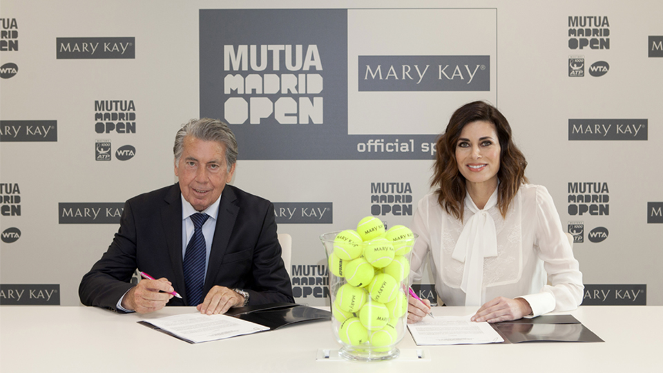 MARY KAY EN EL MUTUA MADRID OPEN